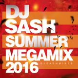 DJ Sash - Summer Megamix 2016