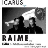 Icarus-05-05-2013: Interview with Raime
