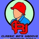 "RJ's ""Classic 80's Groove"" Show, Monday 4th April 2016, sm-radio.com"