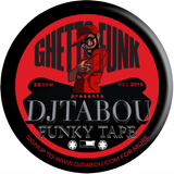 DJTABOU-GLITCH HOP & GHETTO FUNK(MIXTAPE 2016)
