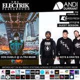 Electrik Playground 17/12/16 inc Don Diablo + Keys & Krates