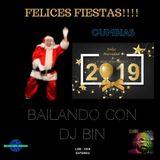 Dj Bin - Felices Fiestas 2019 Con Dj Bin (Cumbias)
