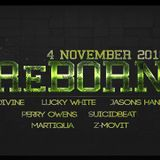 Lucky White - Live ReBORN Magistrat (b2b Michael Gant)