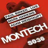 Paul Birken (Live PA) @ Montech - SO36 Berlin -29.10.2012