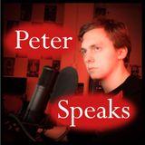 Peter Speaks - With Tesla