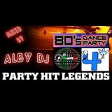 Party Hit Legends #04 - The Best 80's Hits Songs