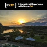 International Departures 331 with Shane 54