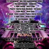 Wayne Smart Frantic Koko Mix 2 - 15 Frantic Anthems (Vinyl)