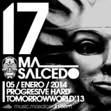 17 - ENERO2014 TOMORROWWORLD2013 129bpm by ma_Salcedo