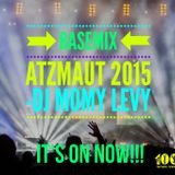 Basemix show HIP HOP PARTY -ATZMAUT (INDEPENDENCE DAY) EDITION 2015