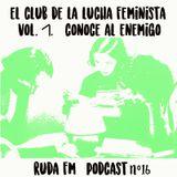 El Club de la Lucha Feminista vol.1