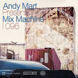 Andy Mart - Mix Machine@DI.FM 096