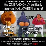 Obscure Alternatives Show 39 Halloween Special