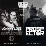 ROQ N BEATS with JEREMIAH RED 1.26.19 - GUEST MIXES: JOHNNY LOVE & PROSPECTOR