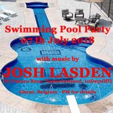 Pool Party Ghent Belgium - FULL Version (07/07/2018) Josh Lasden