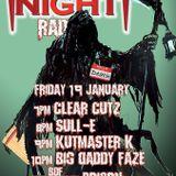 Frightnight Radio - 19.1.18 Dark DnB Set - Dave Faze (with Download)