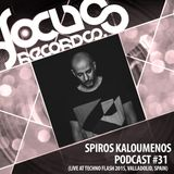 Focus Podcast 031 with Spiros Kaloumenos