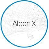 Open Desk Albert X