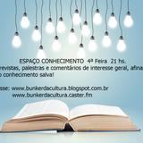 ESPAÇO CONHECIMENTO 11.05.16 ENTREVISTA EMMITA SARPENTIER DE CARACAS - VENEZUELA.