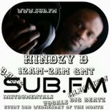 Hindzy D's Monthly Bass show on Sub Fm June 2017