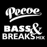 Pecoe - Bass & Breaks Mix Volume 1