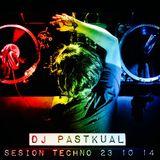 SESION TECHNO DE DJ PASTKUAL 23/10/14