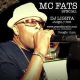 MC FATS Special. Dj Lighta's Jungle Show. 17.04.2015 Part 2