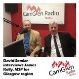 David Semler interviews James Kelly MSP, 3 Feb 2017
