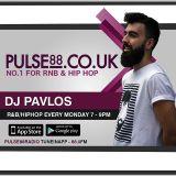 19th February 2018 - Radio Show - New Music Monday - Fresh Hip Hop & RnB - Pulse 88 Radio