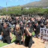 The Aryan Way XXXVII BlackMonday SA 2017 Why're We On Our Knees When We're Being Genocided? deHewitt