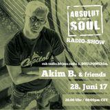 Absolut Soul Show /// 28.06.17 on SOULPOWERfm