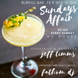 Sundays Affair Tasting 8/18