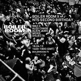 Moxie Boiler Room Mix 2013