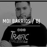 Moi Barrios techno set (Traffic Collective) / ExperimentalTV Live Radio 15-06-2018