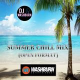 Summer Chill Mix 2016 (Open Format 60 Mins) CLEAN