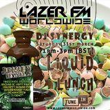 DJ Synergy - Liquid Lunch - Easter Saturday 2018