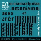 DJ YardSale presents...Nostalgia Concrete 1-27-2020