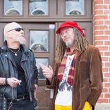 Amokalex & Frank Stoner Show - with Guest - Georg Heinrich