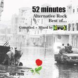 52 MINUTES ALTERNATIVE ROCK, BEST OF by ISSI MOON