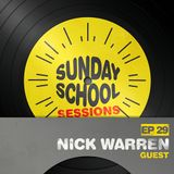 Nick Warren - Sunday School Sessions 029 (Live from Do Not Sit on the Furniture, Miami) - 24-01-2015
