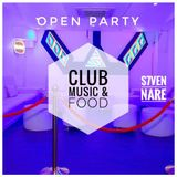 Open Party Club Music & Food