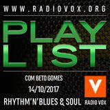 Playlist 95 - Rhythm'n'Blues & Soul