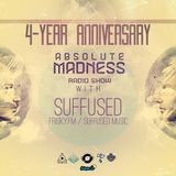 Suffused - Absolute Madness 4-Year Anniversary
