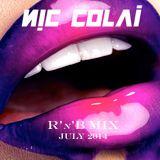 Nic Colai R&B Mix July 2014
