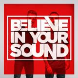 Double Pleasure presents 'Believe In Your Sound' #001