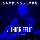 Emission Club Culture // 03-02-2017 // Special Guest : Junior Felip
