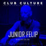 Emission Club Culture // 03-02-2017 // Special Guest : Junior Felip