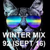 Winter Mix 92 - Podcast 16 (Sept 2016)