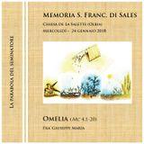 Omelia (Mc 4,1-20) - Memoria di San Francesco di Sales - Anno B (8m13s)