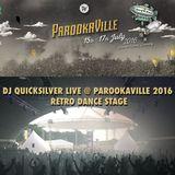 QUICKSILVER @ PAROOKAVILLE Festival 2016 Retro Dance